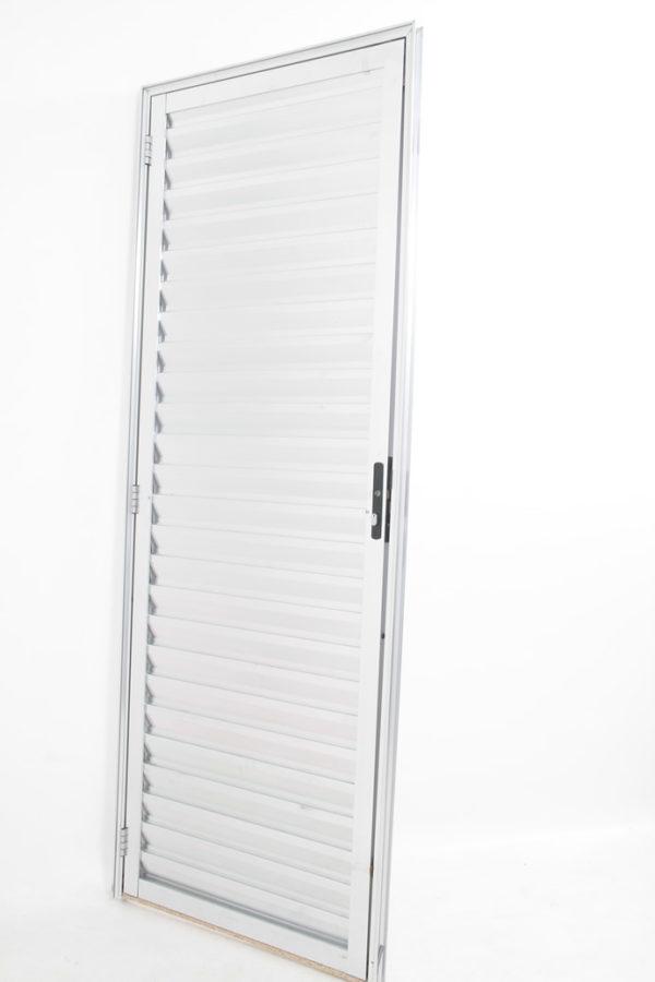 Porta Palheta de Alumínio Brilhante